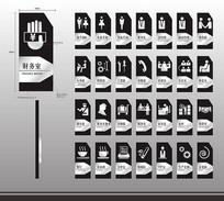 高档创意门牌导视系统