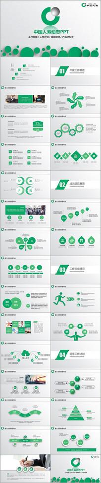 中国人寿保险公司人保寿险PPT