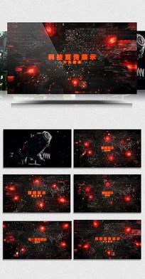 AECC震撼红色科技宣传片头