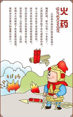 中国古代四大发明之指南针