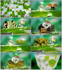 农业科技服务产品企业宣传片头
