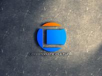 C英文字母标志设计 AI