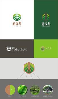 绿色科技标志 LOGO