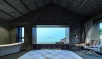 主卧室面朝大海效果图 JPG
