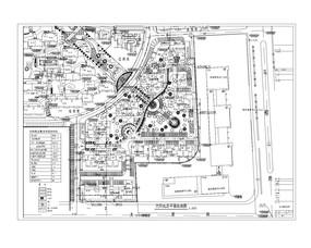 住宅规划平面图 dwg
