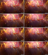 篮球场大屏幕素材
