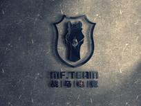 电竞游戏logo CDR