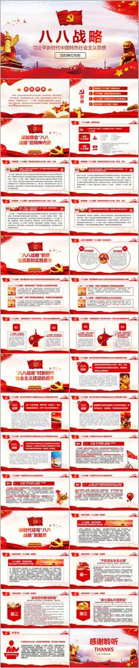 中国特色社会主义思想八八战略PPT