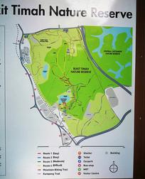 公园路线导游图 JPG