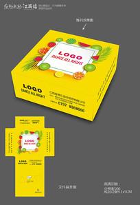 果汁包装纸盒
