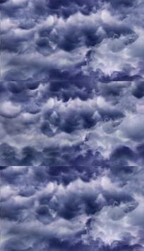4K乌云闪电下雨背景视频素材 mov