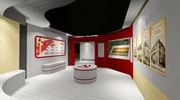 党建团建文化展厅