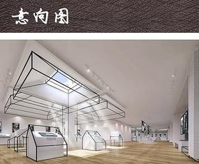 文化展厅效果图 JPG