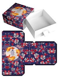 月饼礼盒模板设计