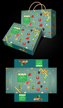 高档精品水果包装