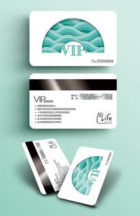 日式会员卡 PSD