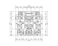 4室2厅3卫超大户型图