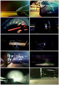 跑车漂移视频 mp4