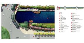 滨水创意休闲公园