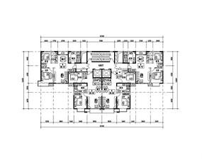 两室两厅小户型设计