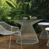 现代金属休闲桌椅 JPG