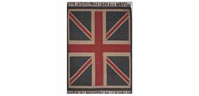 英国国旗元素地毯SU模型