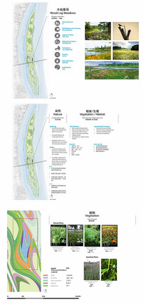 木桩草场景观分析图