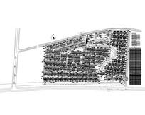 别墅区规划CAD