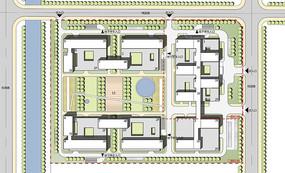 医院景观方案设计