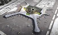 国际飞机场鸟瞰图 JPG