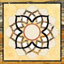 大理石瓷砖水刀拼花CAD现代