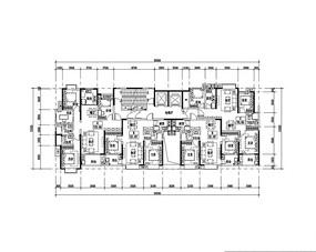 两室两厅小户型
