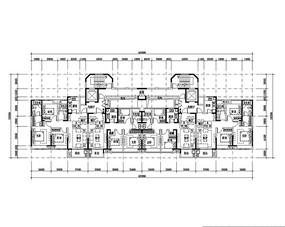 三室两厅小户型设计