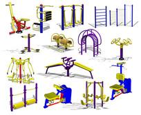 3D健身器材