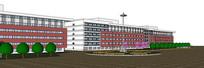 大学校园建筑设计