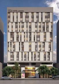 现代建筑立面设计