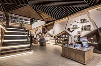 特色书店设计意向 JPG