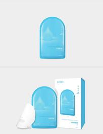 面膜包装设计
