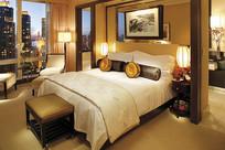 中式豪华卧室设计