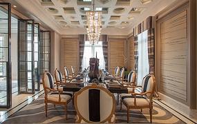 豪华现代风格会客厅
