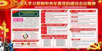 中央军委党的建设会议图片