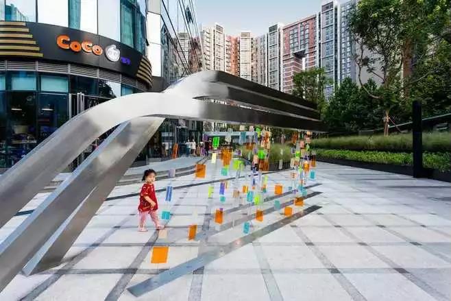 商业街城市设计