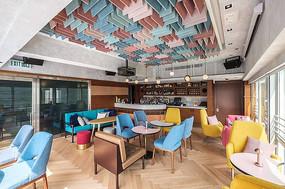 创意咖啡厅设计