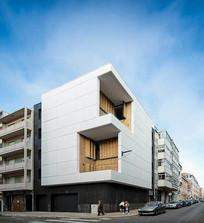 街道转角住宅设计 JPG