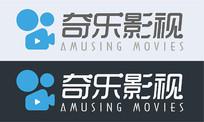 影视行业视频行业LOGO设计