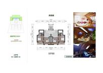 别墅顶层阳光房设计图 JPG