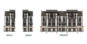 独栋别墅建筑设计