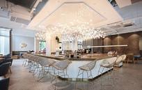 咖啡馆室内设计意向图 JPG