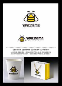 小蜜蜂LOGO
