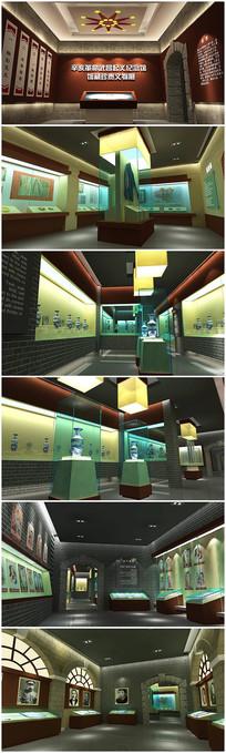 辛亥革命文物展馆3D模型